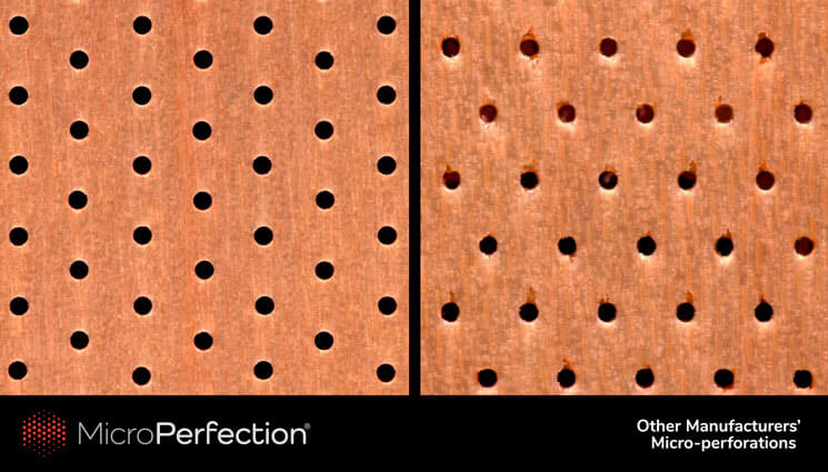 Micro-Perforation Perfection