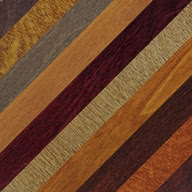 Custom stained acoustic wood panels